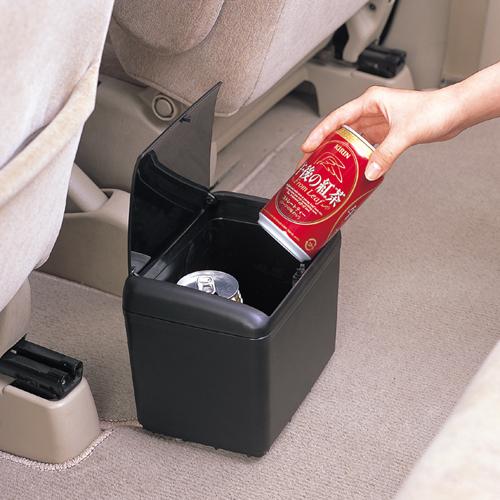これで車内はいつもキレイ!あなたの車のごみ箱はどのタイプ?のサムネイル画像