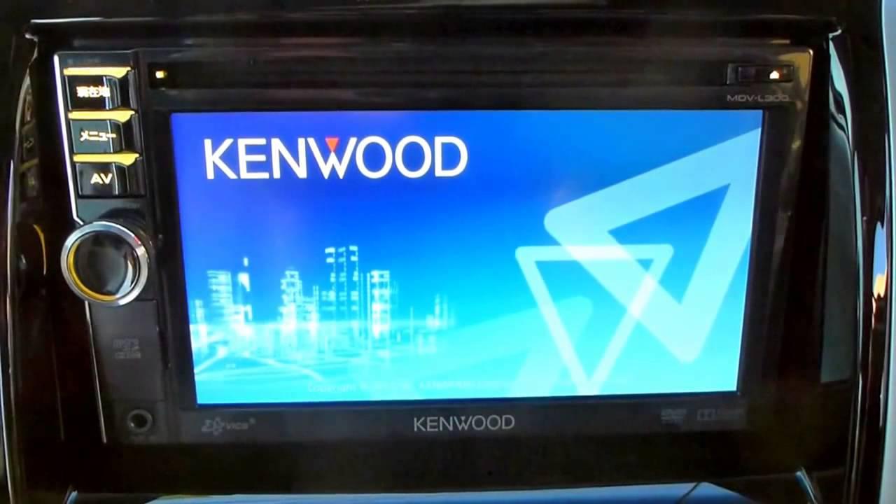kenwoodのカーナビが欲しい方必見!おすすめ機種をご紹介します!のサムネイル画像