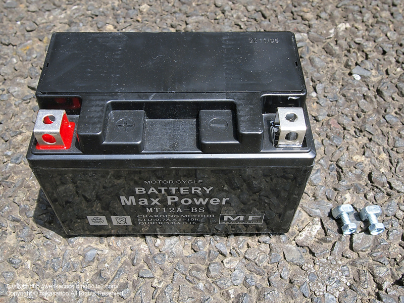 バイクのバッテリー交換で悩んでいますか?そんな方は必見です!のサムネイル画像