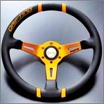 自分の車のステアリングを社外のステアリングに交換してみましょうのサムネイル画像