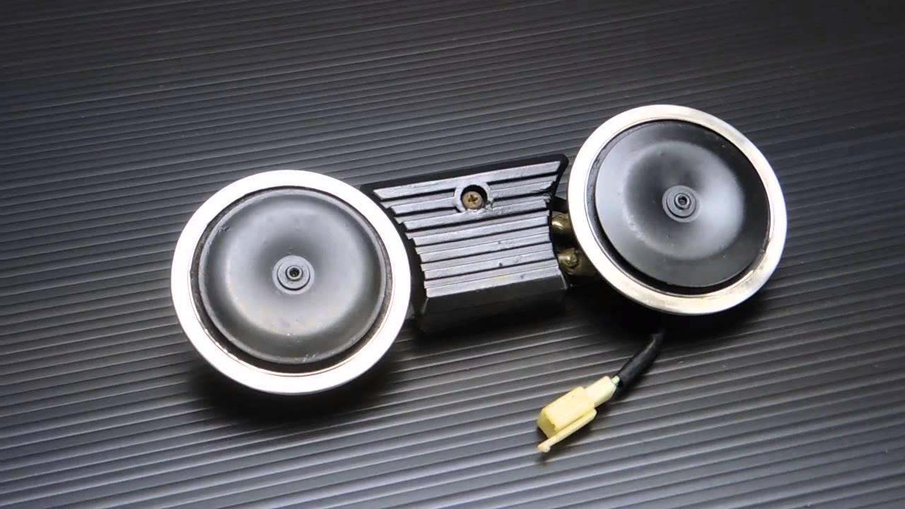 安っぽい音からは卒業!自動車のホーン取り付け方法教えますのサムネイル画像