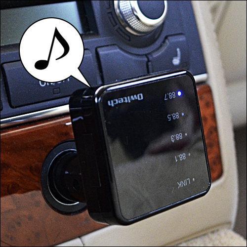 シガーソケットに接続してお気に入りの音楽が楽しめる方法あれこれのサムネイル画像
