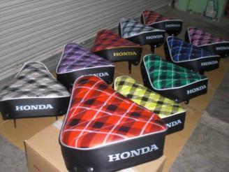 ホンダの名車モンキー シートカスタムに関する情報まとめましたのサムネイル画像