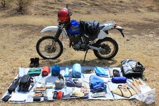 バイクツーリングを快適なものにする為のおすすめ装備まとめのサムネイル画像