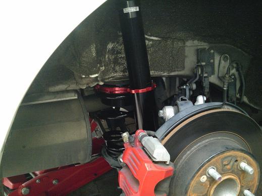 車のダンパー(ショックアブソーバー)の情報をまとめてみました。のサムネイル画像