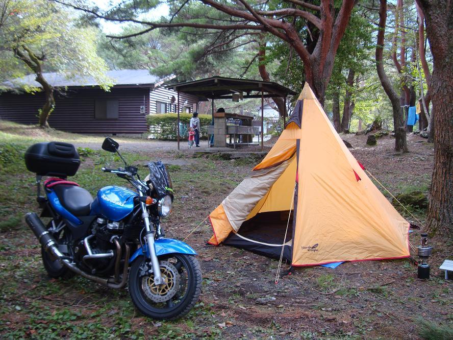 バイクのテントに関する情報を総まとめ!バイクをもっと便利にしようのサムネイル画像