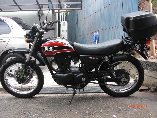 バイクにボックスを付けてますか?バイク用ボックスを知りましょう!のサムネイル画像