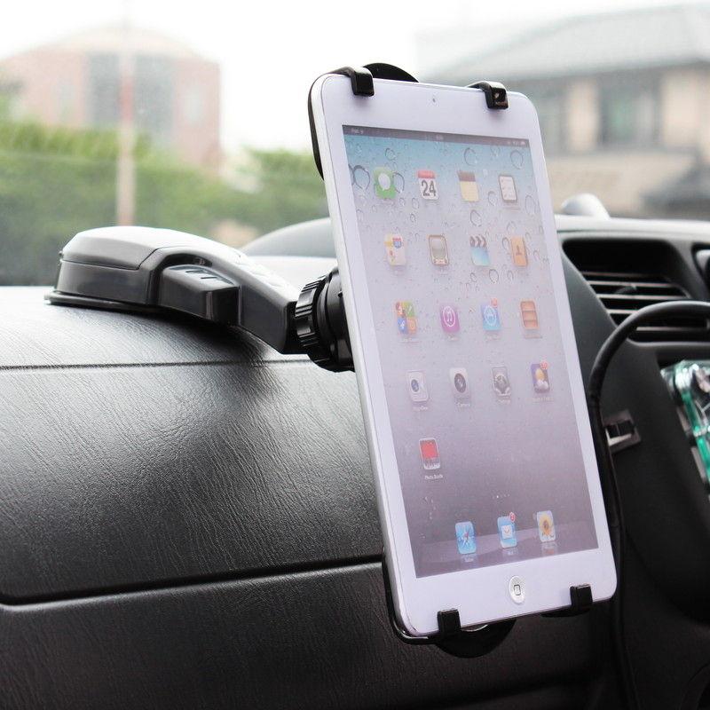 ドライブをより快適に!人気のタブレット用車載ホルダーとは?のサムネイル画像
