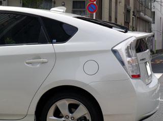 トヨタの人気車プリウスの色々なアンテナ調べてきました!!のサムネイル画像