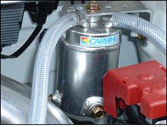 オイルキャッチタンクの付けるとどれくらい効果があるんでしょうか?のサムネイル画像