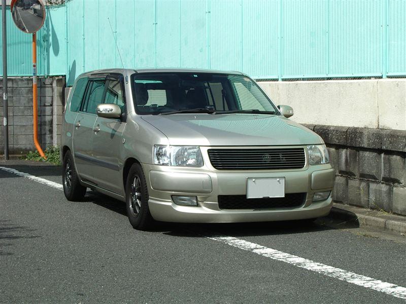 トヨタのバン・サクシード向けのドレスアップカスタムパーツを厳選!のサムネイル画像