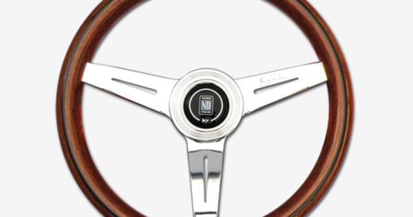 ローバーミニのパーツ このステアリングがかっこ良い!のサムネイル画像