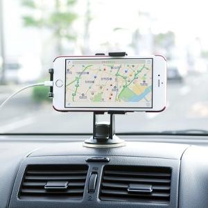 スマートフォンやタブレットでのアプリを使ったカーナビを選ぶ。のサムネイル画像