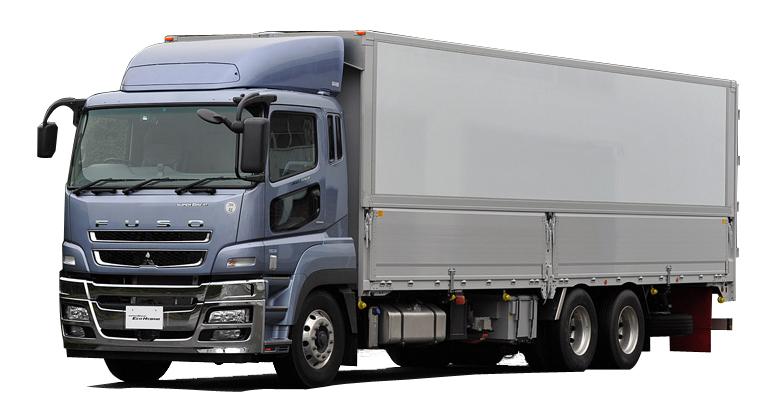 外側に付いているトラックのバッテリーの盗難を防ぎましょうのサムネイル画像