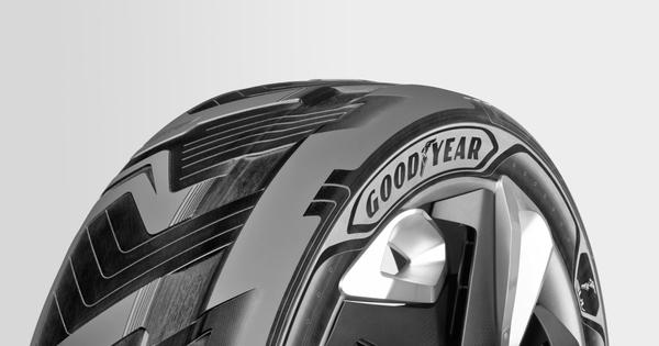 グッドイヤー、発電タイヤ『BH03』発表!!のサムネイル画像