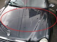 屋外の自動車にボディカバーを被せて、いろいろなものから守ろう!の画像